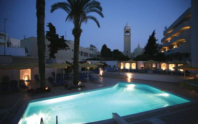Hotel Mitsis Petit Palais - Rhodos stad - Rhodos